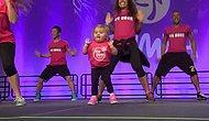 Hastalığına Rağmen Sahnede Harikalar Yaratan 6 Yaşındaki Küçük Kız