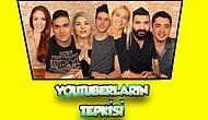 Tepkikolik Kanalına Misafir Olan Youtuber'ların Tepkileri | Tanıtım