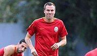 Galatasaray'da Grosskreutz ilk Antrenmanına Çıktı