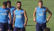 Barcelona'dan Arda Turan'ı üzecek karar