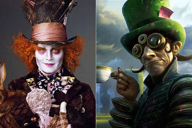 The Mad Hatter – Alice in Wonderland