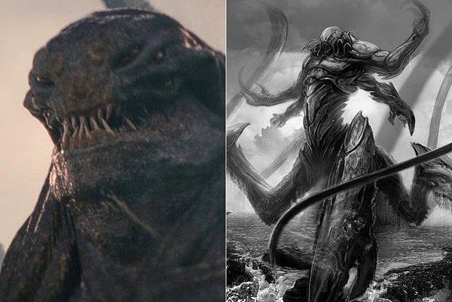 The Kraken – Clash of the Titans