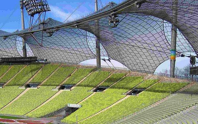 9. Münih Olimpiyat Stadı ve  Yusufçuğun Kanatları