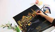 Son Zamanların Popüler Hobisi Olan Boyama Kitaplarına Alternatif: Yüzey Kazıma