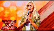 X Factor İngiltere'de Jüriyi Kendine Hayran Bırakan Türk Kızı