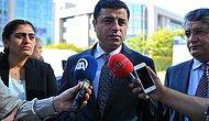 Demirtaş: 'Cizre'de Sokağa Çıkmanın Cezası Ölüm'