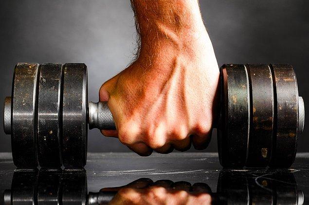 12. Şu kadar süre spor/diyet yapayım, istediğim vücuda ulaşınca bırakırım.