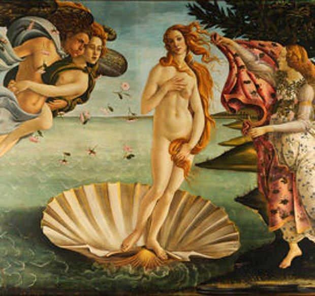 """""""Venüs'ün Doğuşu"""""""