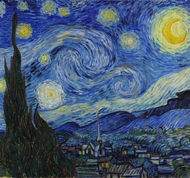 """""""Yıldızlı Gece"""""""