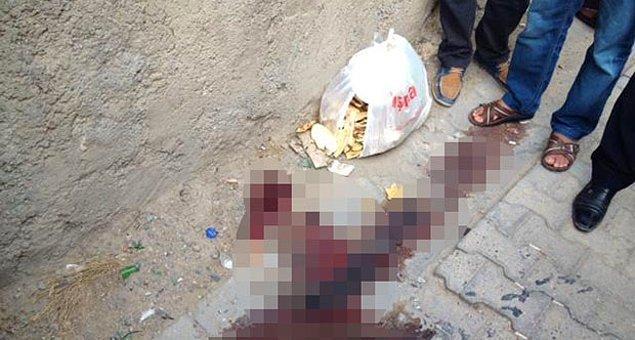 Ekmek almaya giderken vuruldu, cesedi günlerce sokakta kaldı