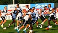 Beşiktaş'ın Skenderbeu Kadrosu Belli Oldu