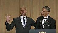 """Obama'nın Öfke Tercümanı """"Luther"""""""