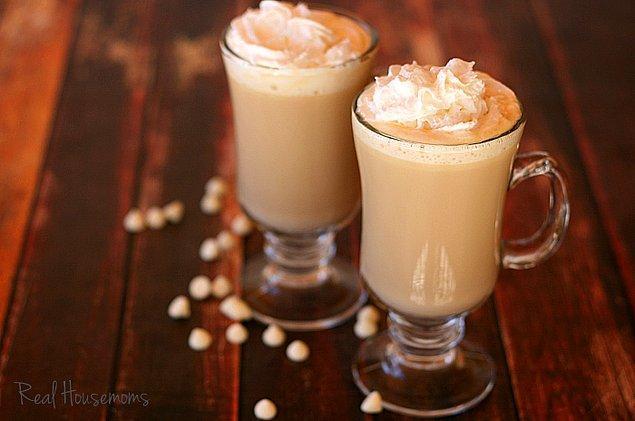 8. White Chocolate Mocha