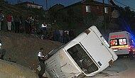 Tarım İşçilerini Taşıyan Araç Kaza Yaptı: 3 Ölü