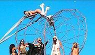 2015 Burning Man Festivali'nden En Sıra Dışı Anlara Şahit Olacağınız 74 Fotoğraf