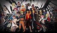 En iyi 5 anime karakter