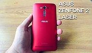 Asus Zenfone 2 Lazer Ayrıntılı İnceleme