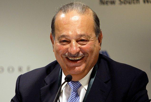 Dünyanın bir numaralı zengini Meksikalı iş adamı Carlos Slim de Los Turcos'lardan.