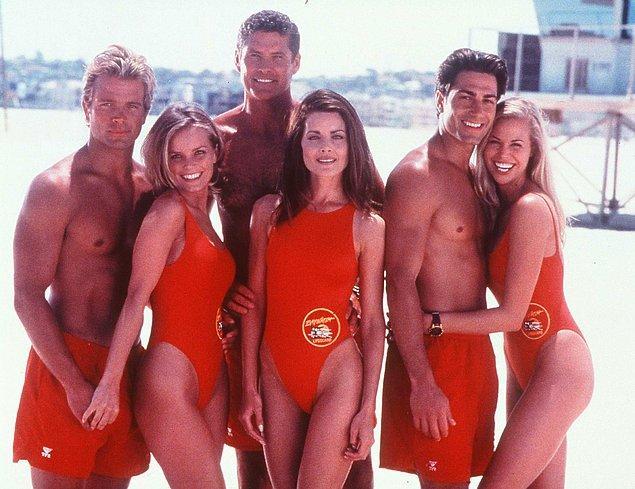 1. Orijinal adı Baywatch olan ve 1989-2001 yılları arasında 11 sezon devam eden dizi 243 bölüm sürdü.