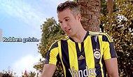 Fenerbahçe'den Robben Kampanyası