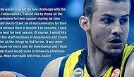 Nemanja Bjelica'dan Fenerbahçe'ye Teşekkür