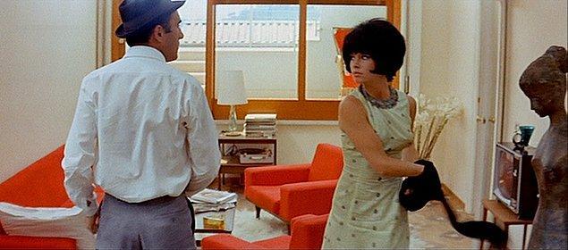 4. 4-Le Mépris (Nefret) -1963