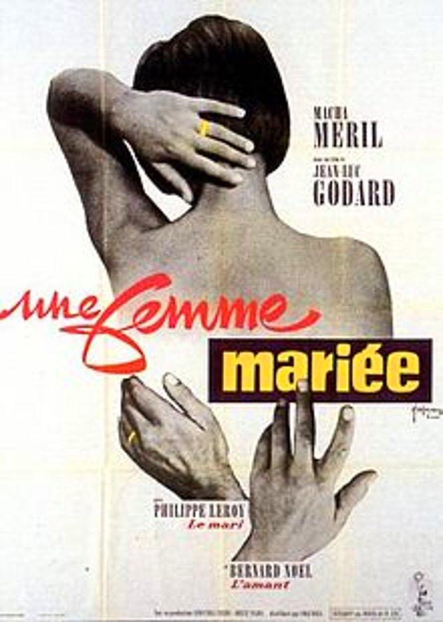 5. 5-Une Femme Mariée (Evli Bir Kadın) -1964