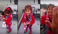 Barbie Oltası İle Kocaman Levrek Yakalayan Sevimli Minik Balıkçı
