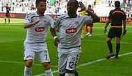 Konyaspor 2-0 Mersin İdman Yurdu