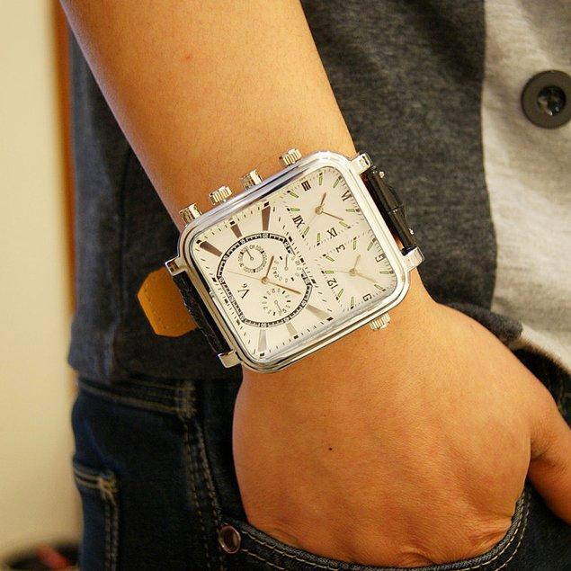 20. Kadınların duvar saati büyüklüğünde saat takan erkeklere ilgi duyduğu yalanını kimden duydunuz?