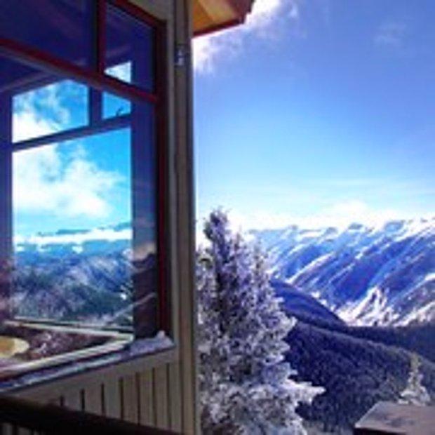 Aspen'de kayak