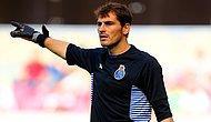 Iker Casillas Şampiyonlar Ligi Tarihine Geçti