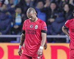 """Sneijder: """"Şampiyonlar ligi, Türkiye'den farklı"""""""