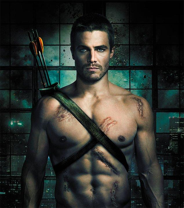16. Lukas Podolski - Green Arrow