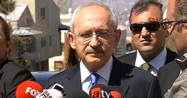 Kılıçdaroğlu: 'Gerginliğin bu noktaya taşınması ciddi endişeler yaratıyor'