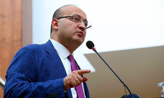 Başbakan Yardımcısı Akdoğan: 'Şiddet kimden gelirse ve kime karşı olursa olsun yanlıştır'