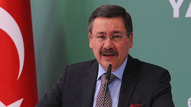 Ankara Büyükşehir Belediye Başkanı Gökçek: 'Geçmiş olsun Ahmet'