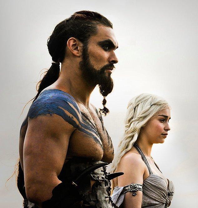 18. Eray İşcan - Khal Drogo