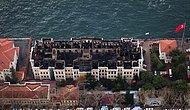 Galatasaray Üniversitesi'nin Yanan Tarihi Binasında 3,5 Yıl Sonra Restorasyon Başladı