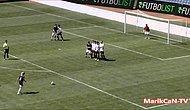 Burcu Esmersoy 'dan Harika frikik golü
