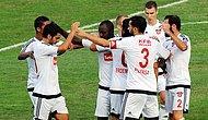 Gaziantepspor 2-1 Osmanlıspor