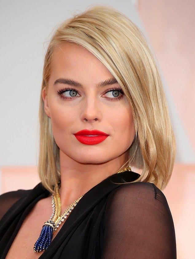 9. En seksi gözler: Margot Robbie