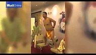 Penisiyle 3 Koli Kaldıran Çinli Adam