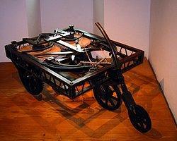 7 - Çarklı Araba Sistemi