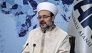 Görmez: 'İslam Dini İşkenceyi, Hele Ölen Bir Beden Üzerinde En Küçük Bir İşkenceyi Haram Kılmıştır'