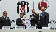 Beşiktaş'a Potada Yeni Sponsor