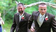 Düğünde Kızının Üvey Babasını da Törene Elinden Sürükleyerek Götüren Baba Gibi Baba