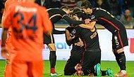 Topla Oynama Oranlarında Zirve Galatasaray'ın