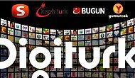 Muhalif kanallar ve Yumurcak TV Digitürk'ten çıkarıldı