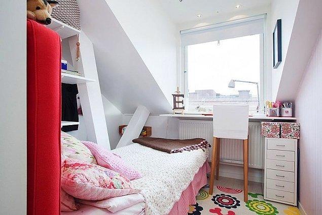 6. Peki tavan arasında yaşamak zorunda olanlar böyle bir fikre hayır der mi sizce?